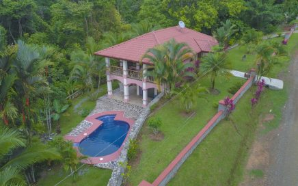 1.9 ACRES – 3 Bedroom Home With Pool And Good Access!!!!