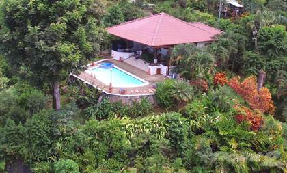 2 ACRES – 3 Bedroom Ocean View Home With Pool!!!