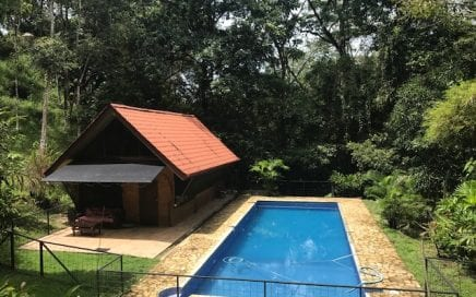 JUNGLE CABINA – 1 Bedroom Cabina with Huge Pool, Privacy and AC!!!