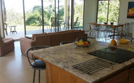 CASA NARANJA – 3 Bedrooms with Stunning Whitewater Ocean View!!!
