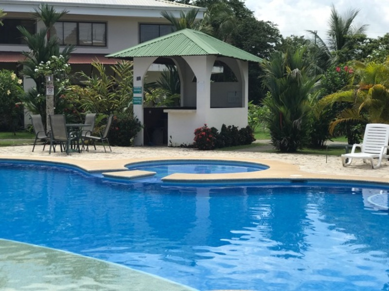 CONDO - 2 Bedroom Condo With Pool And BBQ Area Just Outside Of Quepos!!!