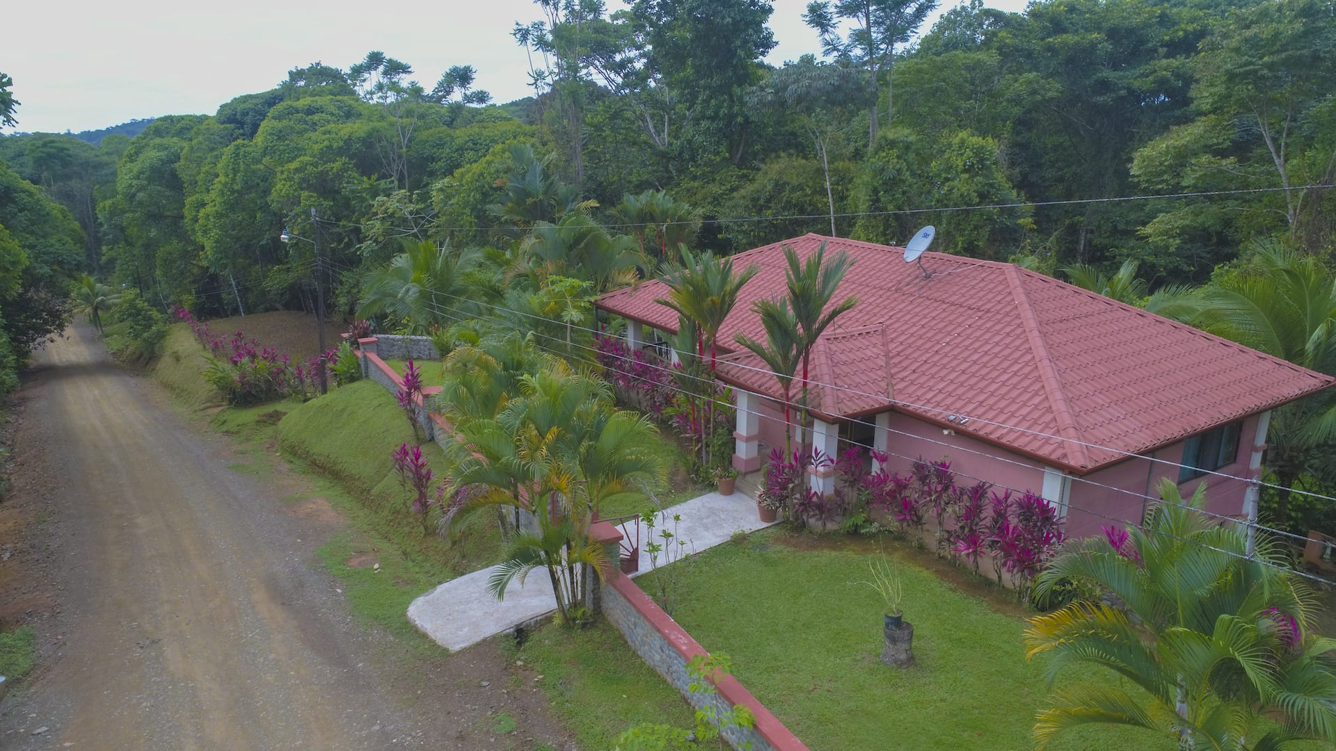 1.9 ACRES - 3 Bedroom Home With Pool And Good Access!!!!