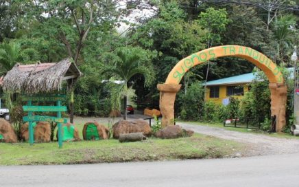 5.6 ACRES – 8 Room Hotel, Restaurant, Pool, 2 Cabins, Room To Expand!!!