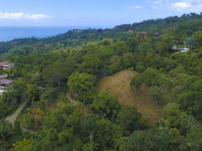 1.18 ACRES - Beautiful Sunset Ocean View Lot Located In Escaleras!!!