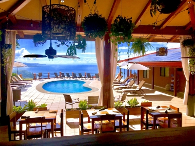 2.3 ACRES - 8 Unit Boutique Hotel With Pool, Restaurant, And Amazing Ocean Views!!!!!