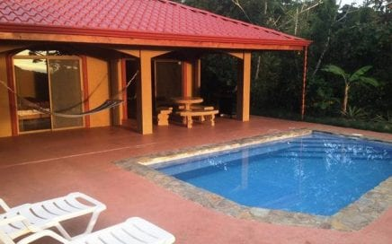 OCEAN VIEW VILLA – 2 Bedroom Villa with Private Pool!!!