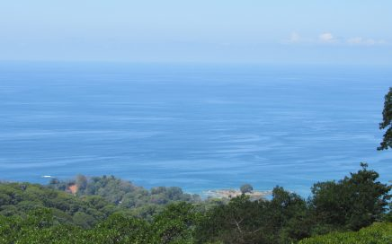 8.8 ACRES – Amazing Sunset Ocean View Property In Escaleras Perfect For Estate, Hotel, Or Condos!!!