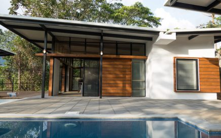 0.55 ACRES – 2 Bedroom Modern Home With Pool!!!