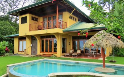 0.8 ACRES – 3 Bedroom Home With 1 Bedroom Guest House, Pool, And Whales Tale Ocean View!!!