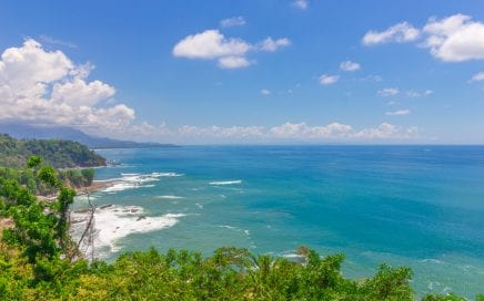 2.14 ACRES – 4 Cabina BnB Plus Owner Home With Pool, Bar, And Incredible Ocean View!!!!