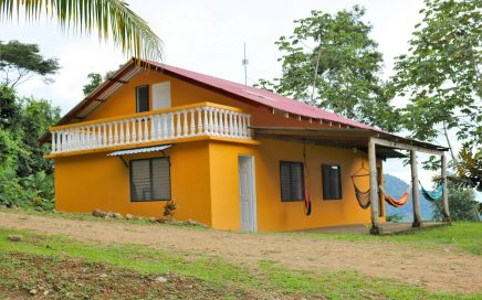 1.4 ACRES – 4 Bedroom Home Plus 1 Bedroom Guest House And Pool With Ocean And Mountain Views!!!