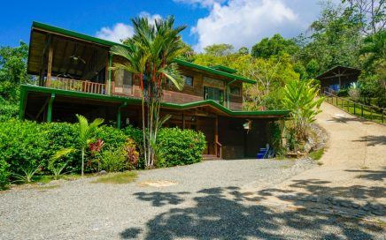3.8 ACRES – 4 Bedroom Ocean View Home Plus Pool And Gust Cabin!!!!
