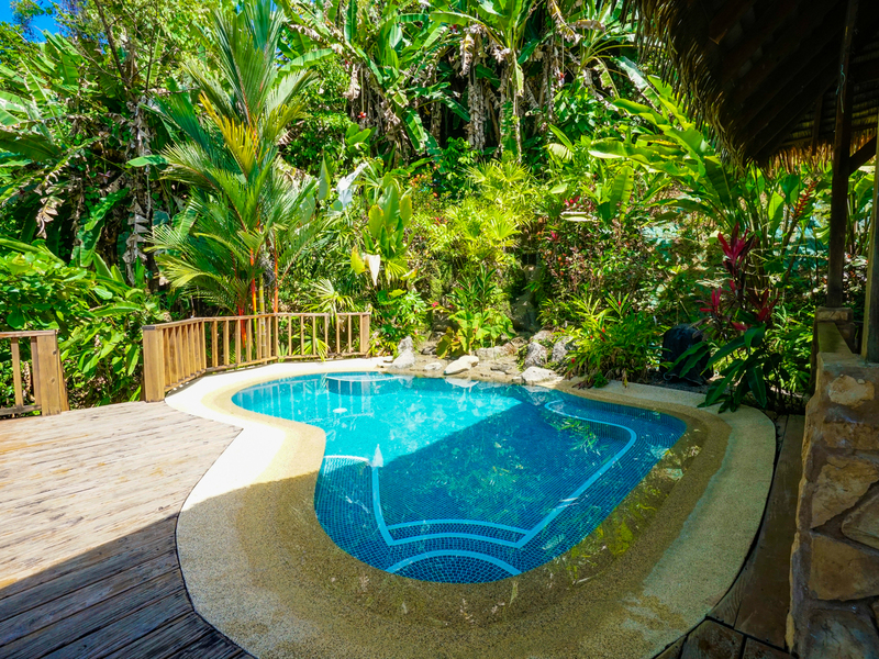 3.8 ACRES - 4 Bedroom Ocean View Home Plus Pool And Gust Cabin!!!!