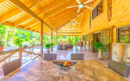 1.64 ACRES – 3 Bedroom Home With Pool Plus 1 Bedroom Guest Cabin With Second Pool!!!