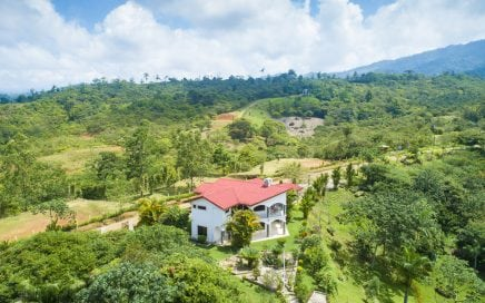 3 ACRES – 3 Bedroom Home At Higher Elevation With Amazing Mountain Views!!!!