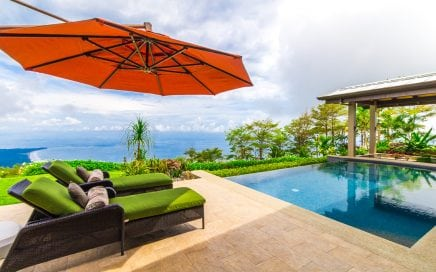 3.2 ACRES – 3 bedroom Luxury Home With Whales Tale Ocean View In Costa Verde Estates!!