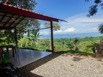 1 ACRE - 2 Bedroom Home With Pool And Incredible Ocean View At Very Affordable Price!!!
