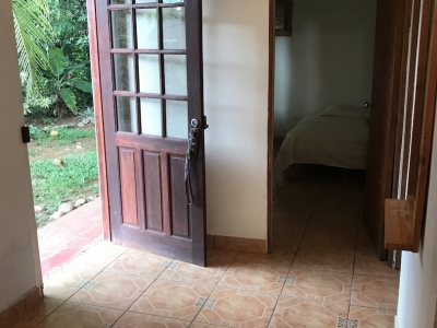 0.07 ACRES -2 Casitas Compound With A River, Close To The Beach And Waterfall!!!