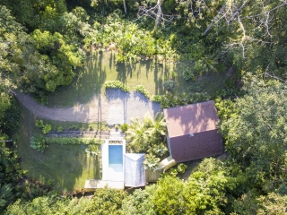 4.4 ACRES - 3 Bedroom Home With Pool And Ocean View And Room To Build More!!!