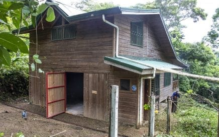 4.88 ACRES – Fire Sale Cabin In Escaleras!!!