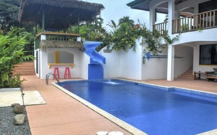 7.86 ACRES – 3 Bedroom Home Plus 2 Pools With Water slide And 4 Land Parcels!!