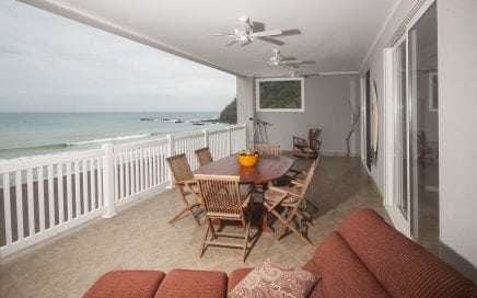 CONDO – 5 Bedroom Luxury Penthouse Ocean View Beachfront Condo With Great Rental Income!!!