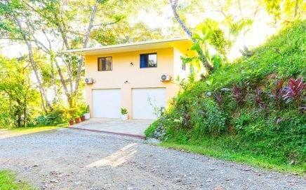1.36 ACRES – 2 Bedroom Front Ridge Ocean View Home Plus Second Ocean View Building Site!!!