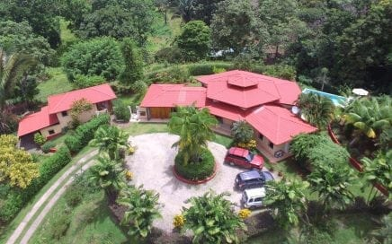 2.29 ACRES – 3 Bedroom Estate Home With Guest Villa And Pool!!!