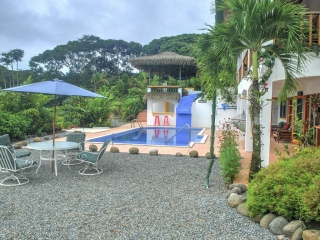 7.86 ACRES - 3 Bedroom Home Plus 2 Pools With Water slide And 4 Land Parcels!!