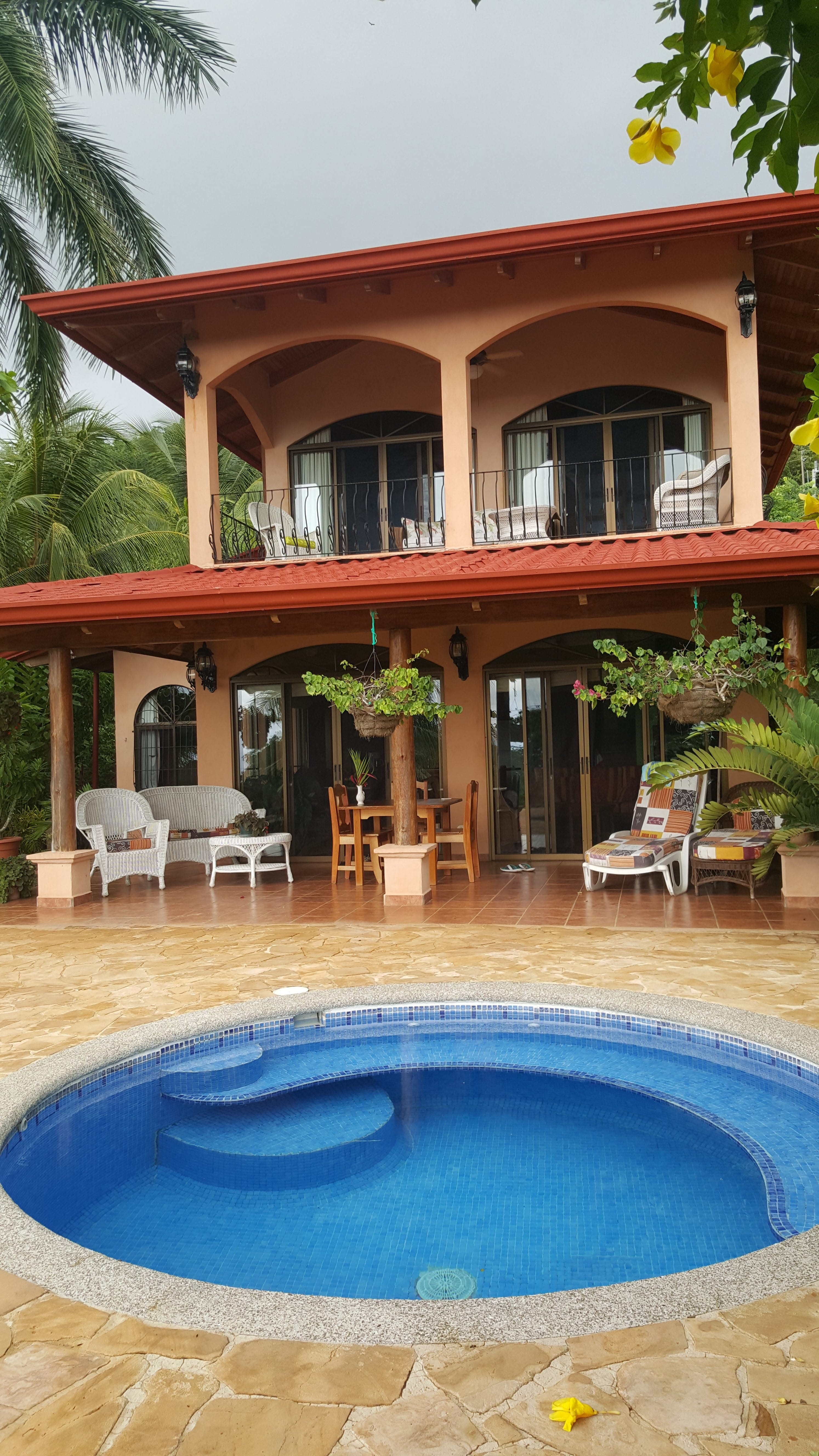 TWO BEDROOM VILLA WITH POOL AND STUNNING SUNSET OCEAN VIEW!!!