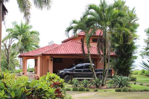 19.7 ACRES - 3 Bedroom Ocean View Home With Pool Plus Horse Stables And Pasture!!