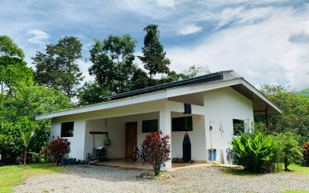 CASA TRES RIOS – 2 Bedroom Home with Rivers and Fruit Trees!!!
