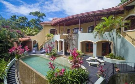 1 ACRE – 4 Bedroom Ocean View Home With Large Pool And Distant Ocean View!!!