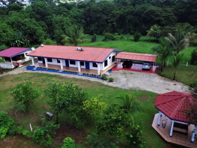 0.63 ACRES - 2 Bedroom Home Plus Three 2 Bedroom Rental Villas!!!