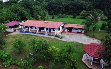 0.63 ACRES – 2 Bedroom Home Plus Three 2 Bedroom Rental Villas!!!