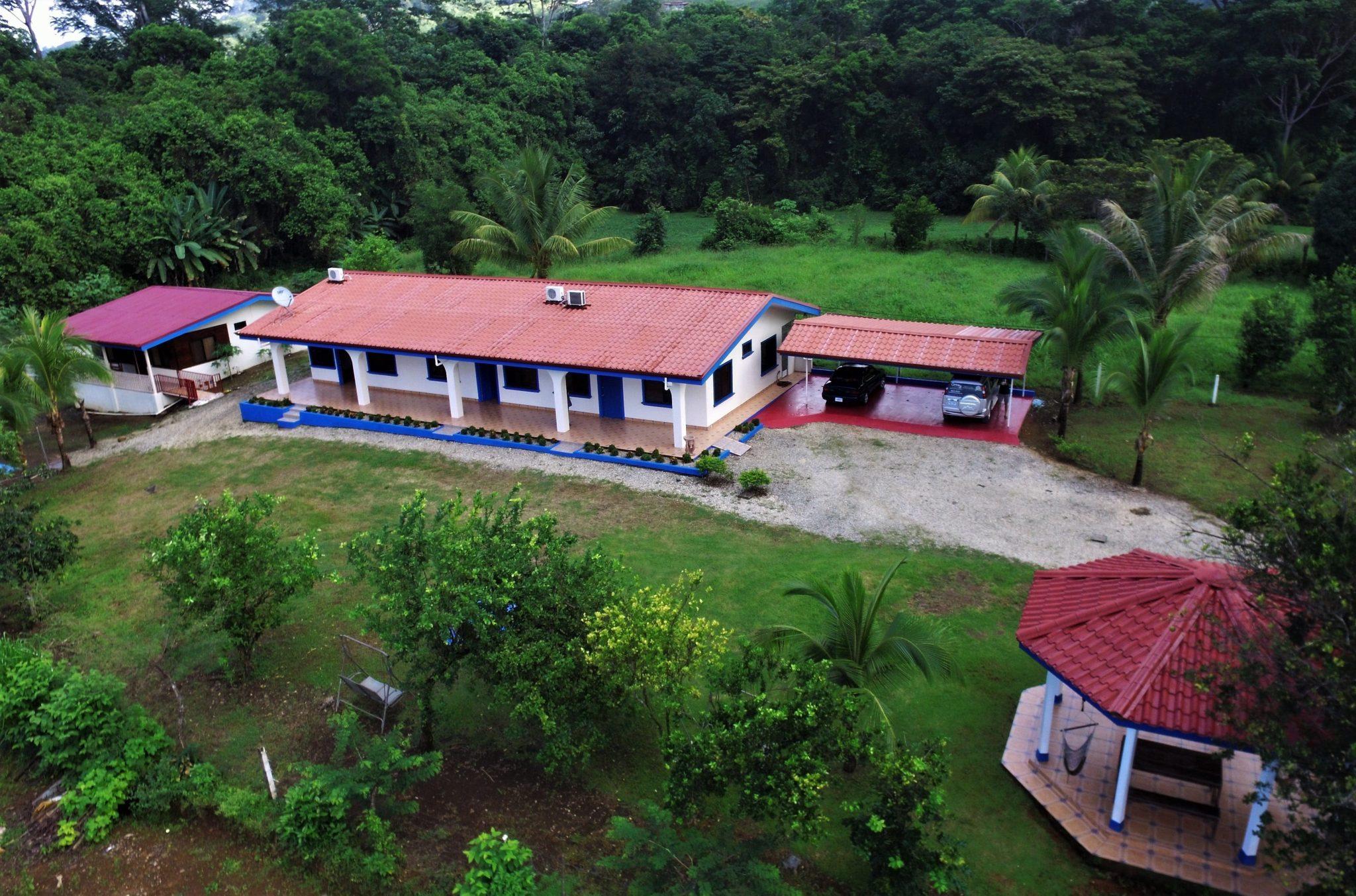 0.63 ACRES - 2 Bedroom Home Plus Three 2 Bedroom Rental Villas!!!