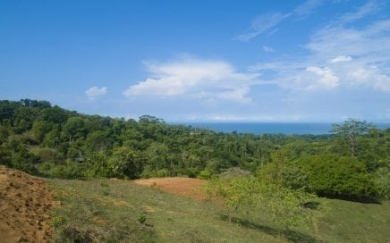3.41 ACRES – Ocean View Property Minutes From Uvita Perfect For Estate Or Hotel!!
