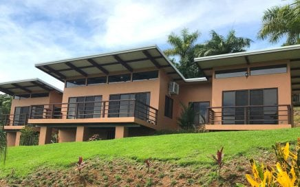 0.73 ACRES – 2 Bedroom Brand New Modern Tropical Home w/Ocean View Minutes From World Class Surf !!!