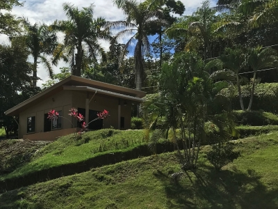 0.6 ACRES - 2 Bedroom Home With Ocean View Minutes From World Class Surf!!!!