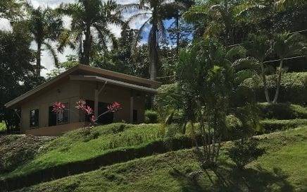 0.6 ACRES – 2 Bedroom Home With Ocean View Minutes From World Class Surf!!!!