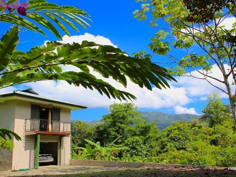 3.81 ACRES - 1 bedroom Ocean View Home Plus Additional Building Sites!!!