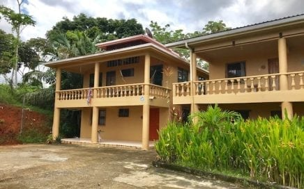 2 ACRES – 8 Room Hotel, 3 Cabinas, Plus Owner's Home All With Ocean View!!!