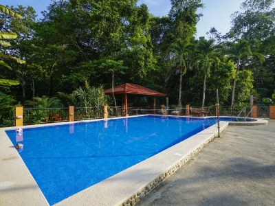 3.66 ACRES - Restaurant And Bar, Private Soccer Field, Swimming Pool, Plus Apartment!!!