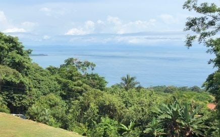 0.74 ACRES – Stunning Ocean View Property In The Heart Of Escaleras!!!