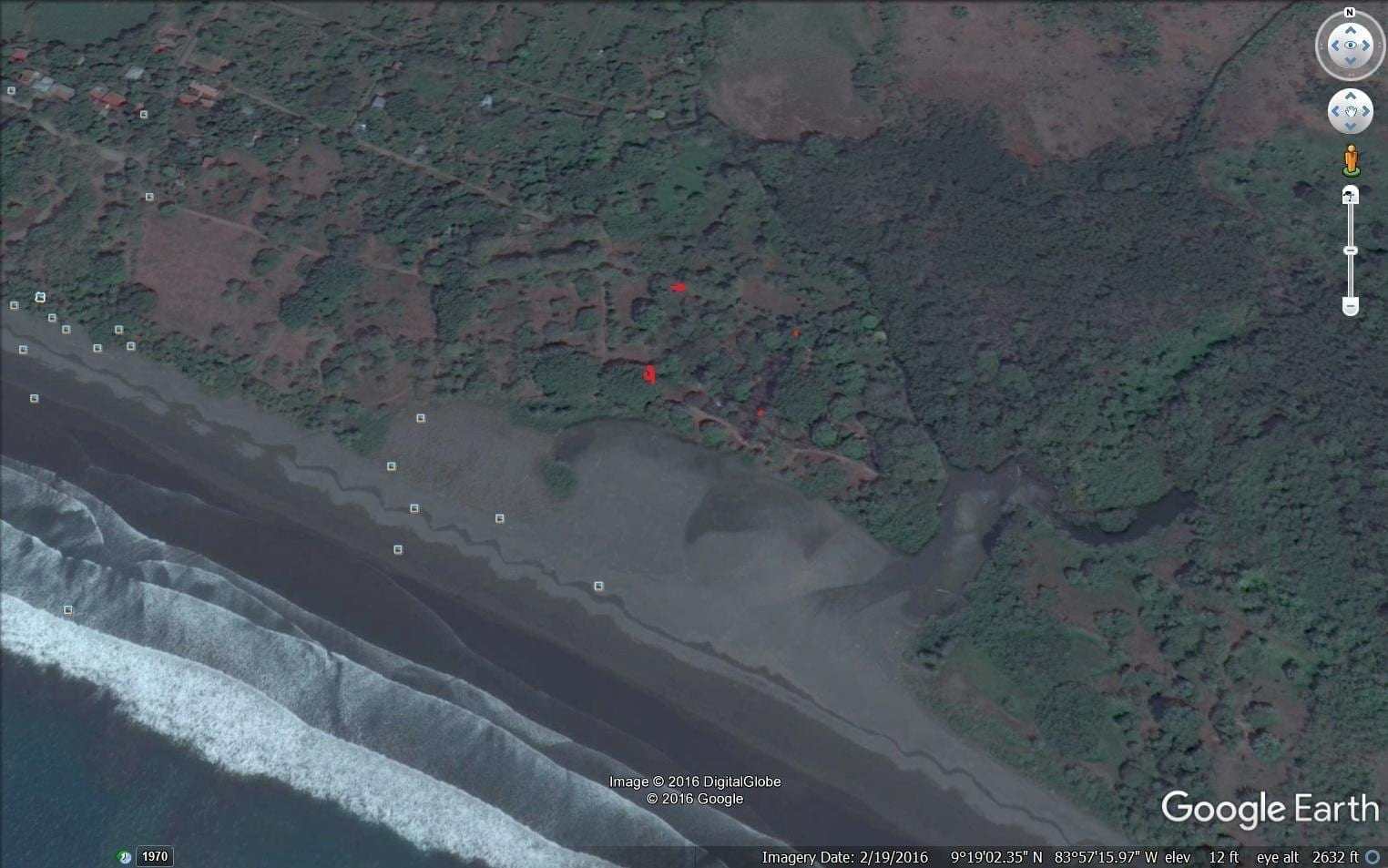 1.2 ACRES - Incredible Beachfront Property With Concession Priced To Sell!!!