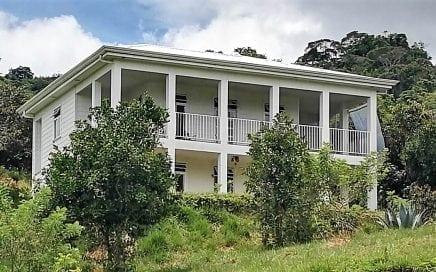 15.6 ACRES – 3 Bedroom Home On Acreage w/Tree Plantation, Fruit Trees, Creeks, Spring, Views!