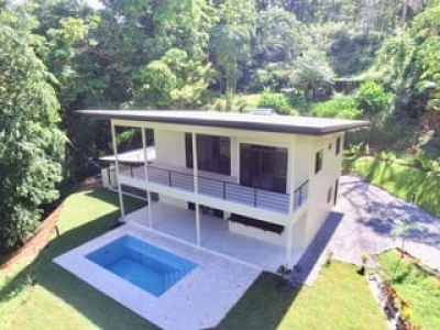 1.1 ACRES - 3 Bedroom Ocean View Home With Pool Walking Distance To Beach!!!