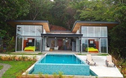 1.43 ACRES – 3 Bedroom Modern Ocean View Home With Pool And Great Access!!!