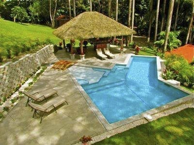 0.54 ACRES - 5 Bedroom Ocean View Estate With Pool And Room To Build More!!!
