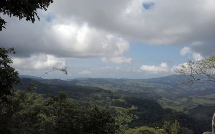 2.45 ACRES – Magical Panoramic Ocean, Valley, And Jungle Views Along A Creek With Waterfall!!!